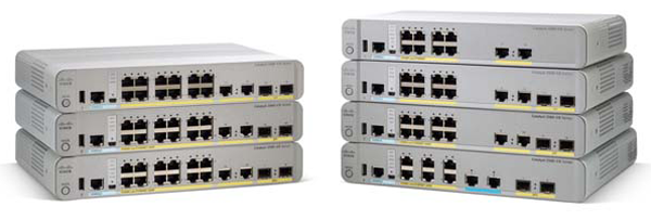 Switches Cisco Catalyst de la serie 2960